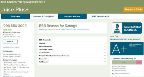 BBB Screenshot